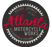 Atlanta Motorcycle Works - Vintage Japanese Motorcycle Restorations and Customs